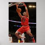 LOS ANGELES, CA - DECEMBER 25:  Joakim Noah #13 2 Poster
