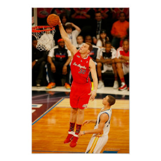 LOS ANGELES, CA - FEBRUARY 18:  Blake Griffin Poster