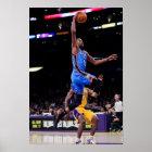 LOS ANGELES, CA - MAY 19: Kevin Durant #35 Print