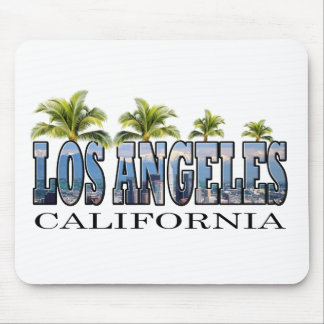 Los Angeles CA Mouse Pad