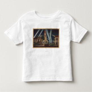 Los Angeles, CAFox Carthay Circle Theatre View Toddler T-Shirt