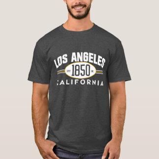 LOS ANGELES California 1850 CITY Incorporated Tee