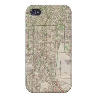 Los Angeles, California 2 Cover For iPhone 4