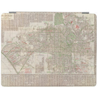 Los Angeles, California 2 iPad Cover