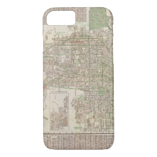 Los Angeles, California 2 iPhone 8/7 Case