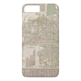 Los Angeles, California 2 iPhone 8 Plus/7 Plus Case