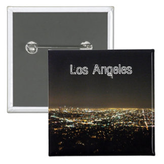 Los Angeles California Button