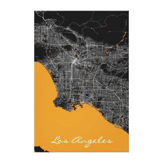 Los Angeles, California Canvas Prints