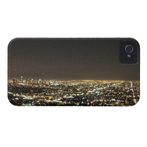 Los Angeles California Case-Mate Blackberry Case