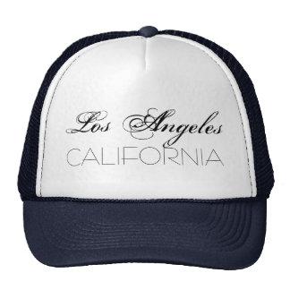 Los Angeles California chic customizable Cap