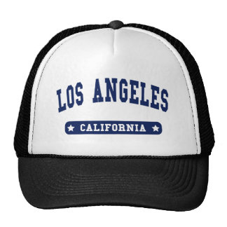 Los Angeles California College Style tee shirts Hats