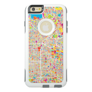 Los Angeles, California | Colorful Map OtterBox iPhone 6/6s Plus Case