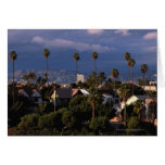 Los Angeles, California Greeting Cards