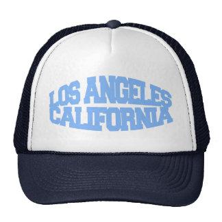 Los Angeles California Mesh Hat