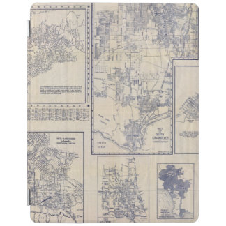Los Angeles, California iPad Cover