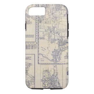 Los Angeles, California iPhone 8/7 Case