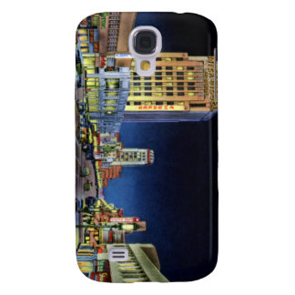 Los Angeles California Miracle Mile Wilshire Boule Galaxy S4 Cover