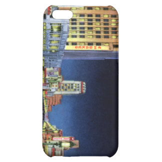 Los Angeles California Miracle Mile Wilshire Boule Cover For iPhone 5C