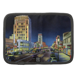 Los Angeles California Miracle Mile Wilshire Boule Planners