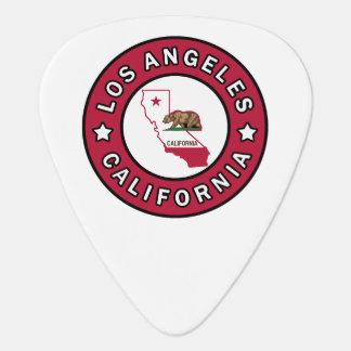Los Angeles California Plectrum