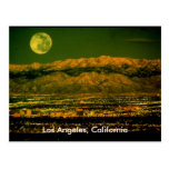 Los Angeles California Post Card