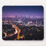 Los Angeles, California Skyline at night
