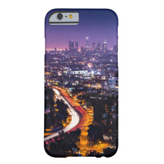 Los Angeles, California Skyline at night Barely There iPhone 6 Case