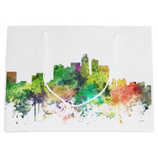 LOS ANGELES, CALIFORNIA SKYLINE SP - LARGE GIFT BAG