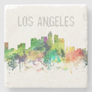 LOS ANGELES, CALIFORNIA SKYLINE SP - STONE COASTER