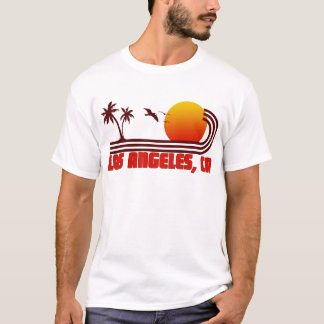 Los Angeles, California Wave T-Shirt