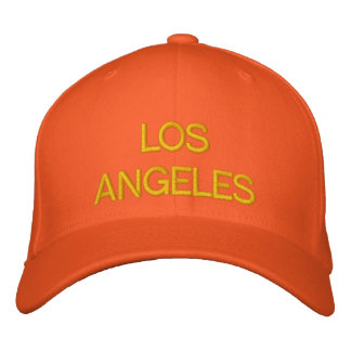 Los Angeles Cap Embroidered Baseball Cap