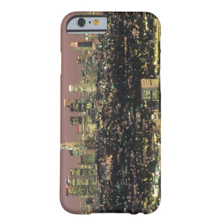 Los Angeles Cityscape at Night Barely There iPhone 6 Case