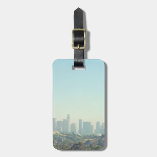Los Angeles Cityscape Luggage Tag