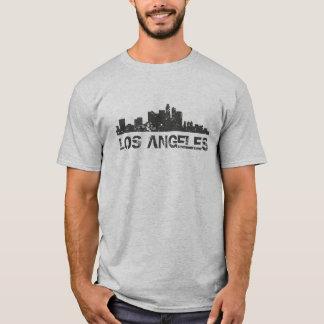 Los Angeles Cityscape Skyline T-Shirt