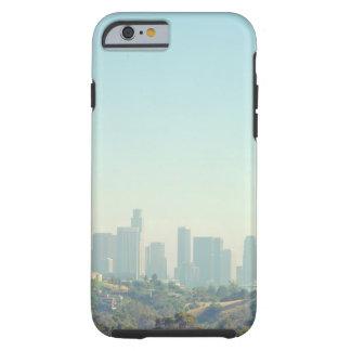 Los Angeles Cityscape Tough iPhone 6 Case