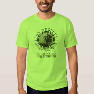 Los Angeles Coliseum Motordome c1913 Tshirt