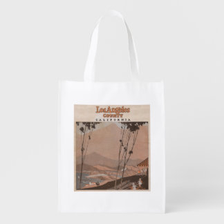 Los Angeles County, California Reusable Grocery Bag