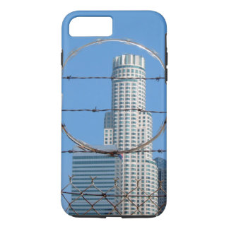 Los Angeles Downtown Abstract iPhone 7 Plus Case