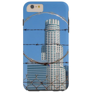 Los Angeles Downtown Abstract Tough iPhone 6 Plus Case