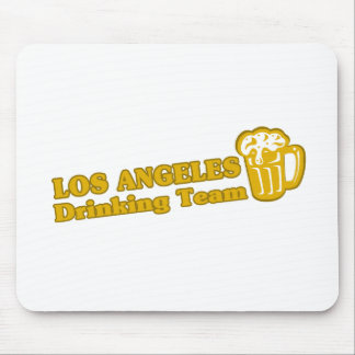 Los Angeles Drinking Team tee shirts Mouse Pad