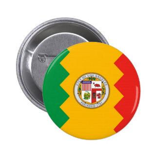 Los Angeles Flag Pins