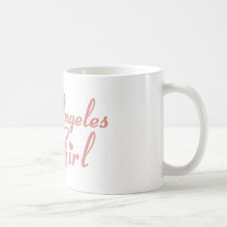 Los Angeles Girl tee shirts Mug