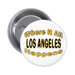 Los Angeles Happens Pin