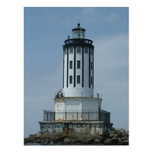 Los Angeles Harbor Lighthouse Post Card
