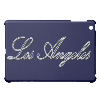 Los Angeles iPad Case