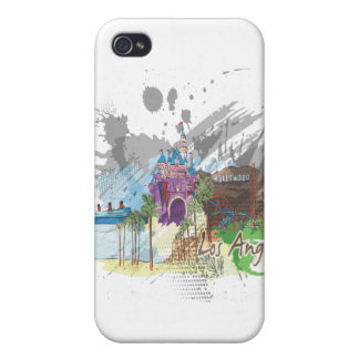 Los Angeles iPhone 4/4S Cases