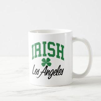 Los Angeles Irish Mug
