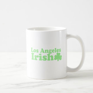 Los Angeles Irish Coffee Mug