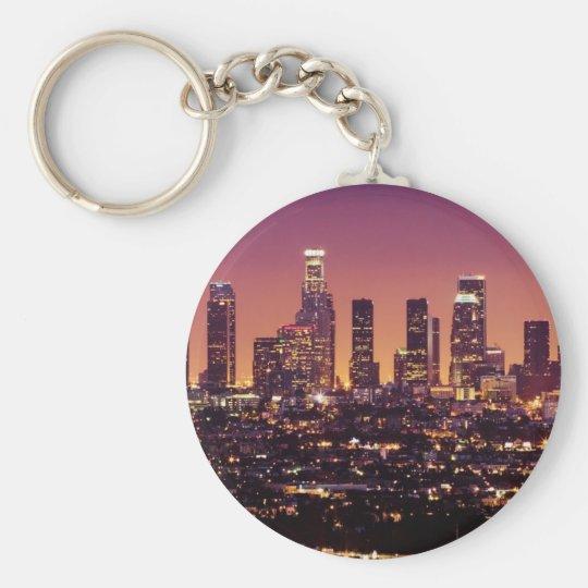 LOS ANGELES KEY RING