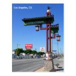 Los Angeles Koreatown Postcard!